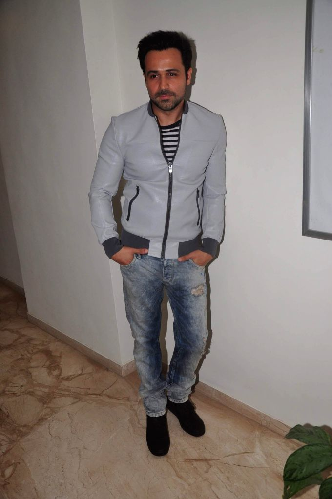 Emraan Hashmi at film Mr. X first look launch in Mumbai on March 4, 2015.