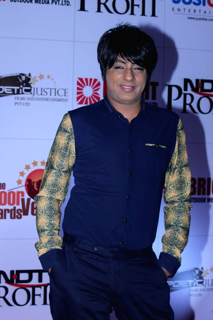 Fashion designer Rohit Verma during the The Shoorveer Awards 2015 in Mumbai on March 14, 2015. - Rohit Verma