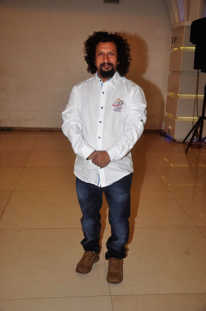 Filmmaker Anand Raut during the first look on film Lucknowi Ishq in Mumbai on 28th January 2015 - Anand Raut