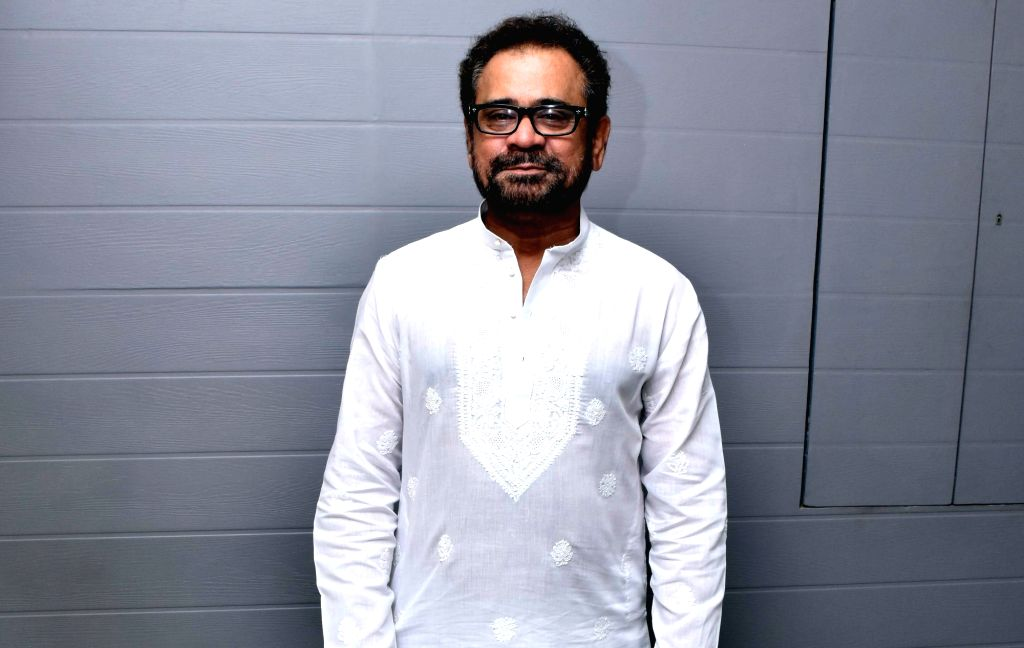 Mumbai: Filmmaker Anees Bazmee poses for a photo during an Iftar party thrown by him in Mumbai on May 31, 2019. (Photo: IANS) - Anees Bazmee