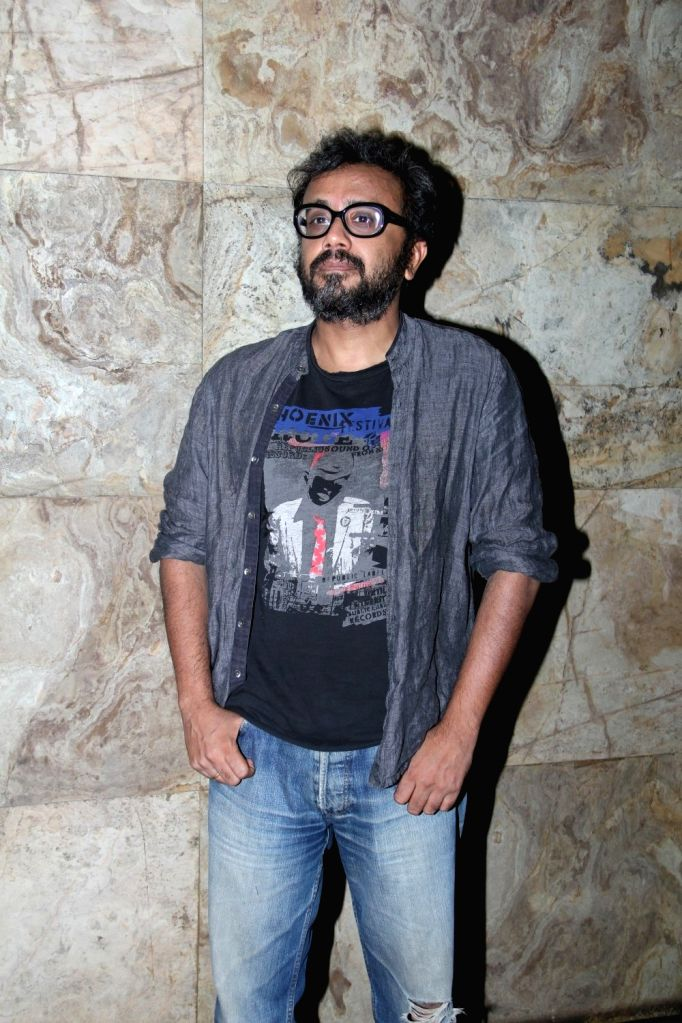 Filmmaker Dibakar Banerjee during the special screening of film Margarita With A Straw in Mumbai on April 8, 2015. - Dibakar Banerjee