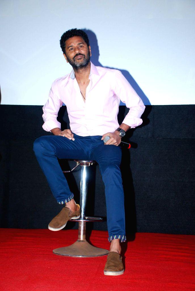 Filmmaker Prabhudeva during the song launch of film Action Jackson, in Mumbai on Nov 25, 2014. - Prabhudeva