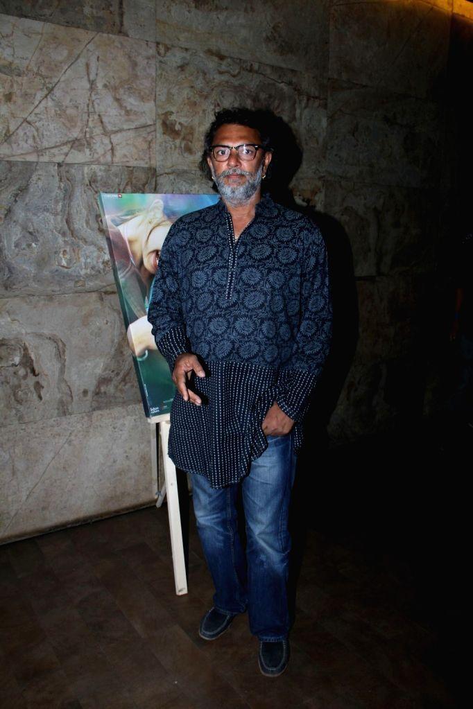 Filmmaker Rakeysh Omprakash Mehra during the special screening of film Margarita With A Straw in Mumbai on April 8, 2015. - Rakeysh Omprakash Mehra