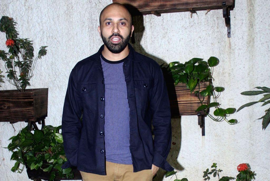 Mumbai: Filmmaker Ritesh Batra seen at a studio in Mumbai, on March 10, 2019. (Photo: IANS) - Ritesh Batra