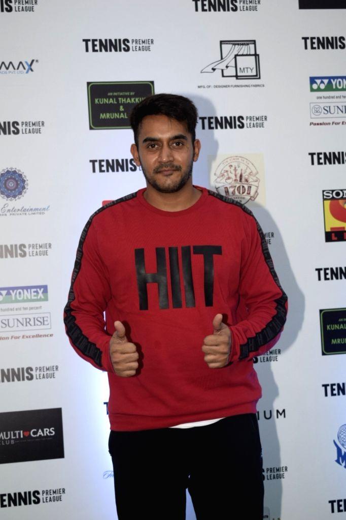 :Mumbai: Filmmaker Shashank Khaitan at the launch of Tennis Premier League at the Celebration Sports Club in Mumbai's Andheri on Oct 20, 2018. (Photo: IANS).