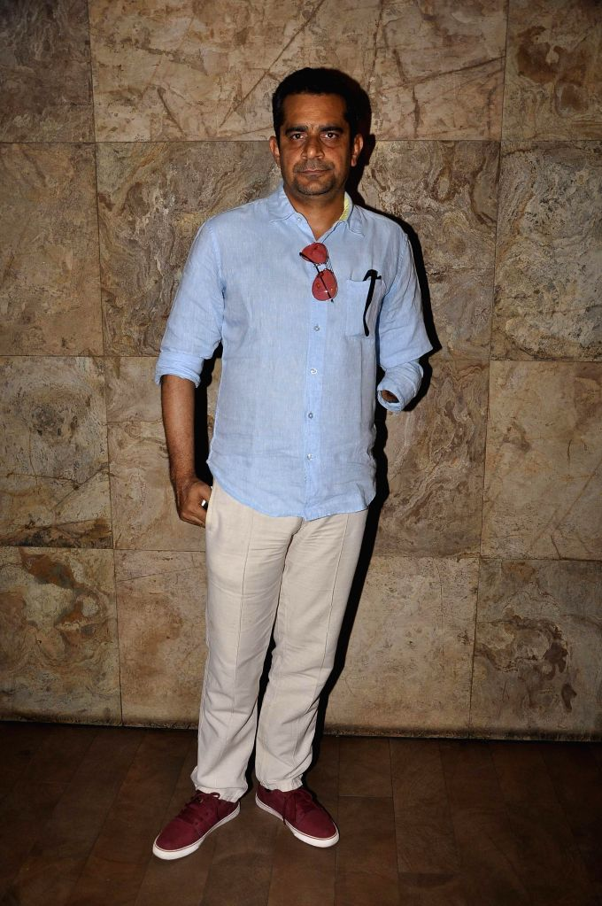 Filmmaker Subhash Kapoor during the premier of Bollywood movie Hola Venky. The movie by independent filmmaker Sandeep Mohan, made at a cost of INR 10 Lakh or US$ 16,000, with his three-member ... - Subhash Kapoor