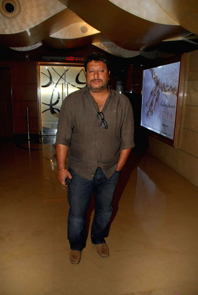 Filmmaker Tigmanshu Dhulia during the My French Film Festival 2015 press meet and screening of film Eastern Boy at PVR Cinemas in Mumbai on 13th Jan 2015 - Tigmanshu Dhulia