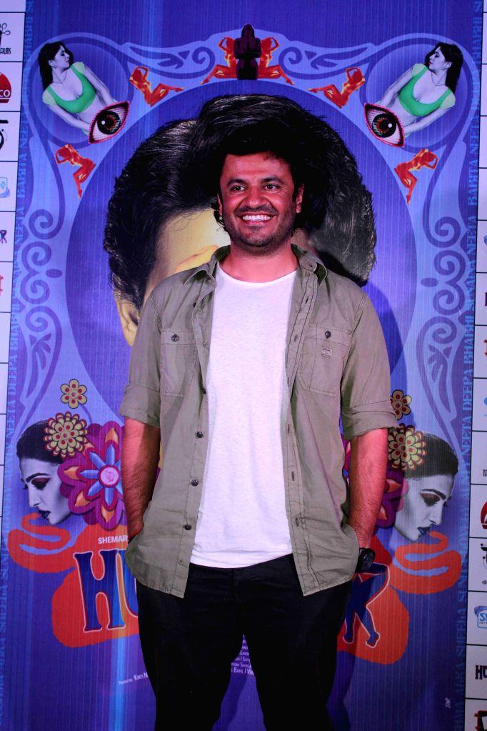 Filmmaker Vikas Bahl during the press conference of film Hunterrr in Mumbai, on March 26, 2015 - Vikas Bahl