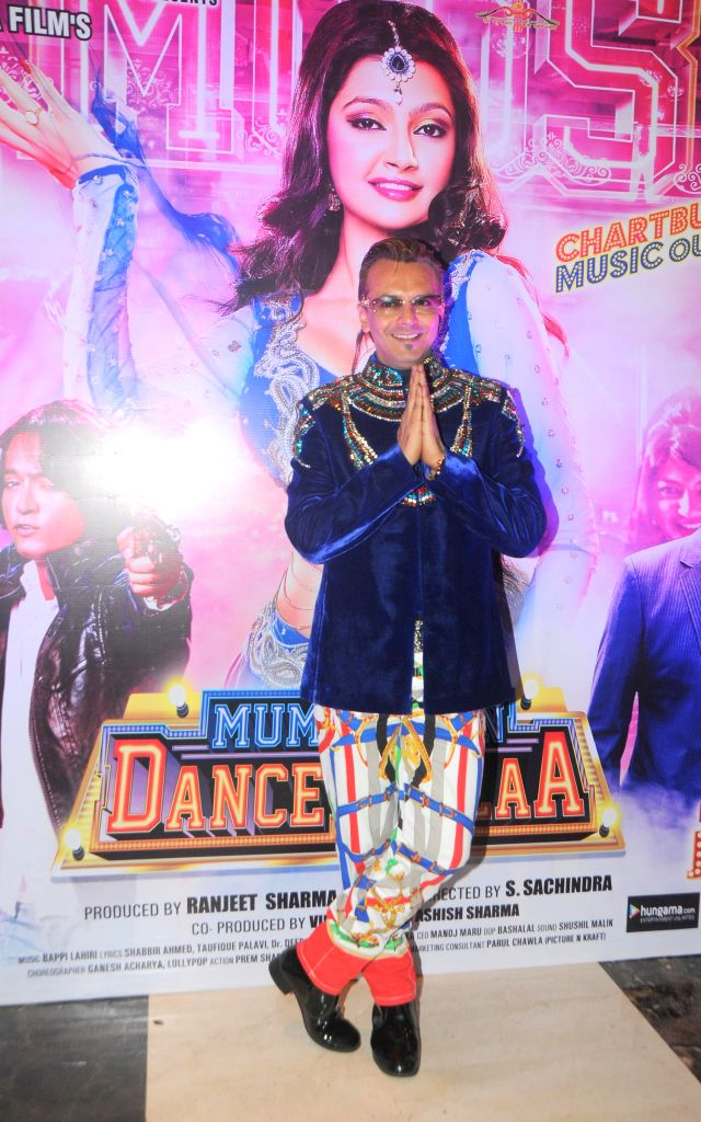 Imam Siddique during the audio launch of film `Mumbai Can Dance Saalaa` in Mumbai on Thursday, Dec 11, 2014.