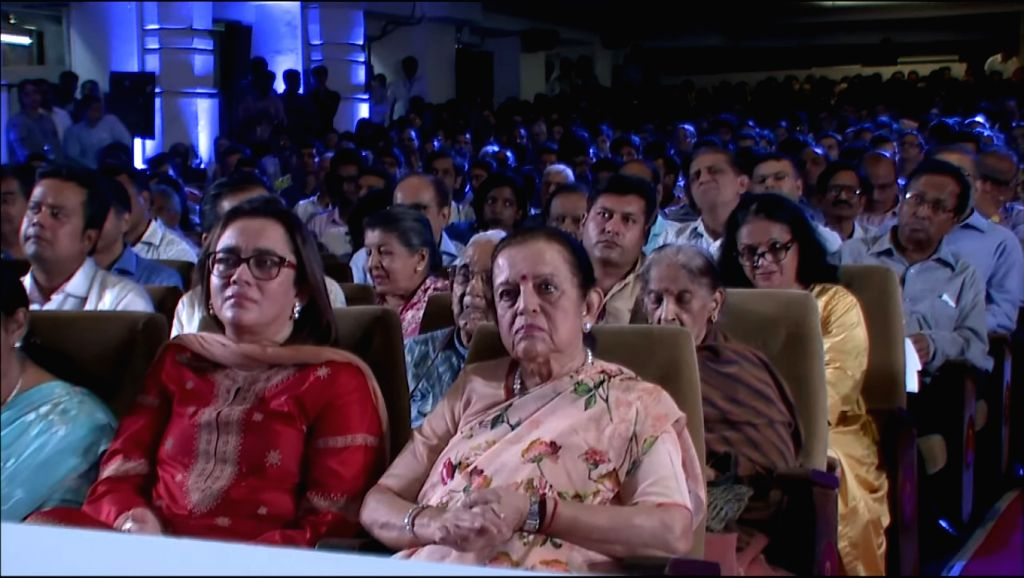Mumbai: Investors at Reliance Industries' (RIL) 42nd Annual General Meeting in Mumbai on Aug 12, 2019.