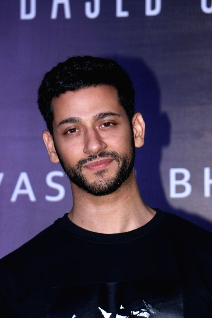 "Mumbai, July 2 (IANS) Actor Shivam Bhaargava has revealed that he became a part of Akasa and Raftaars song ""Naiyyo"" because of his social media post. - Shivam Bhaargava"