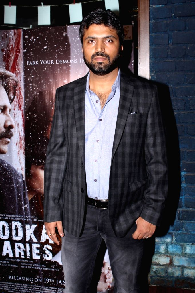 """Mumbai, June 1 (IANS) Director Saumitra Singh, who earlier helmed two award-winning short films, """"The Wallet"""" and """"Painful Pride"""", is all set with his third offering, """"Kalabai From Byculla"""". The short film stars Sharib Hashmi, Shruti Bapna and Padmin - Saumitra Singh"""