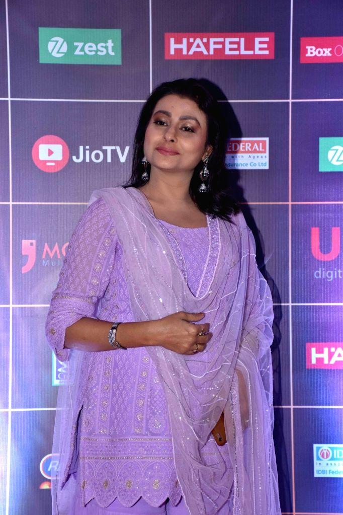 """Mumbai, June 17 (IANS) Television actress Jaya Bhattacharya has mourned the demise of """"Thapki Pyar Ki"""" unit member Irfan, who was battling COVID-19. (File Photo: IANS) - Jaya Bhattacharya"""