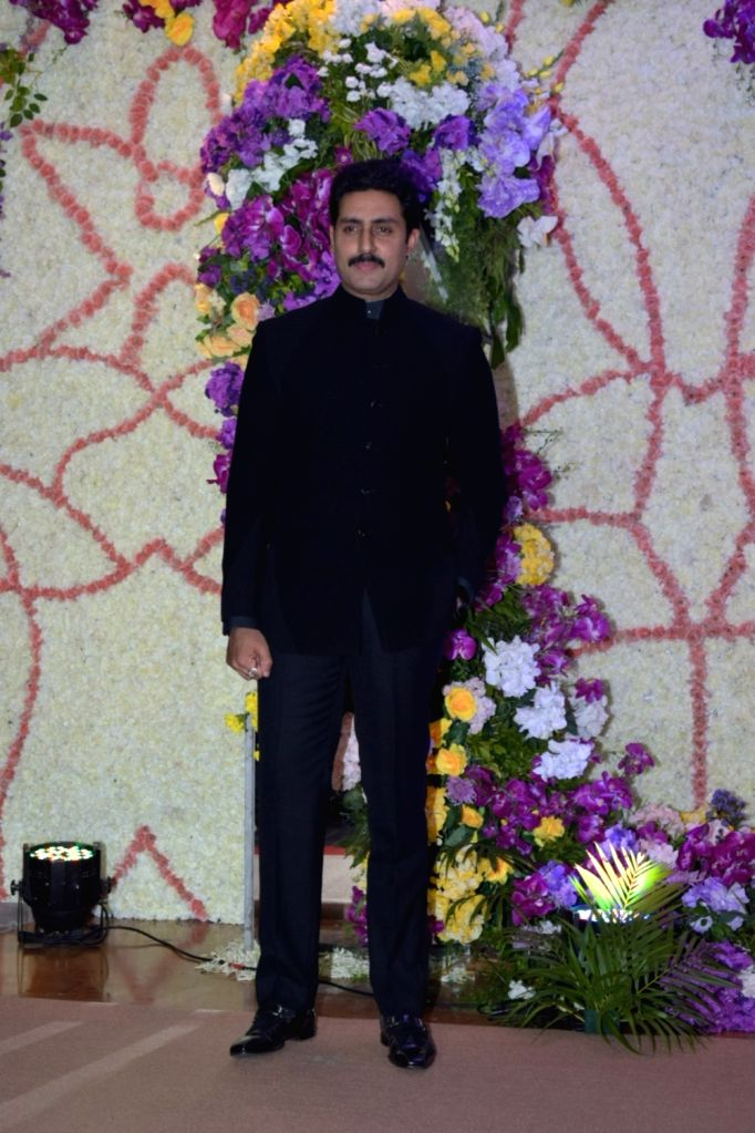 """Mumbai, June 18 (IANS) Actor Abhishek Bachchan says the realisation that his digital debut is actually happening has kicked in with the release date announcement of his web series, """"Breathe: Into The Shadows"""".(File Photo: IANS) - Abhishek Bachchan"""