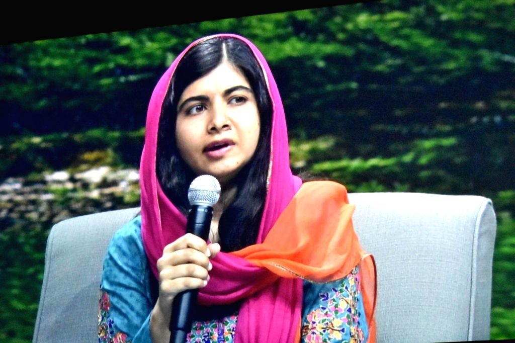 Mumbai, June 21 (IANS) Indian actress Priyanka Chopra Jonas has congratulated Pakistani education activist and Nobel laureate Malala Yousafzai on her graduation from Oxford University with a degree in Philosophy, Politics and Economics. - Priyanka Chopra Jonas