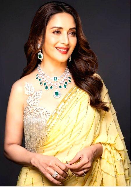 Mumbai, June 26 (IANS) Actress Madhuri Dixit Nene is on a nostalgia trip lately. - Madhuri Dixit Nene