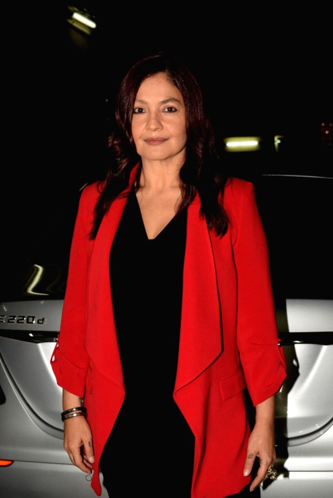 Mumbai, June 6 (IANS) Producers and exhibitors have been seen locking horns with each other after several films moved to OTT platforms due to the shutdown of theatres amid the COVID-19 lockdown. Seeing the ongoing row, actress-filmmaker Pooja Bhatt e