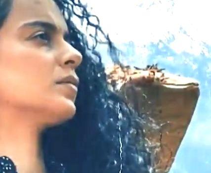 """Mumbai, June 7 (IANS) Actress-director Kangana Ranaut will helm """"Aparajita Ayodhya"""", which revolves around the Ram Mandir case. - Kangana Ranaut"""