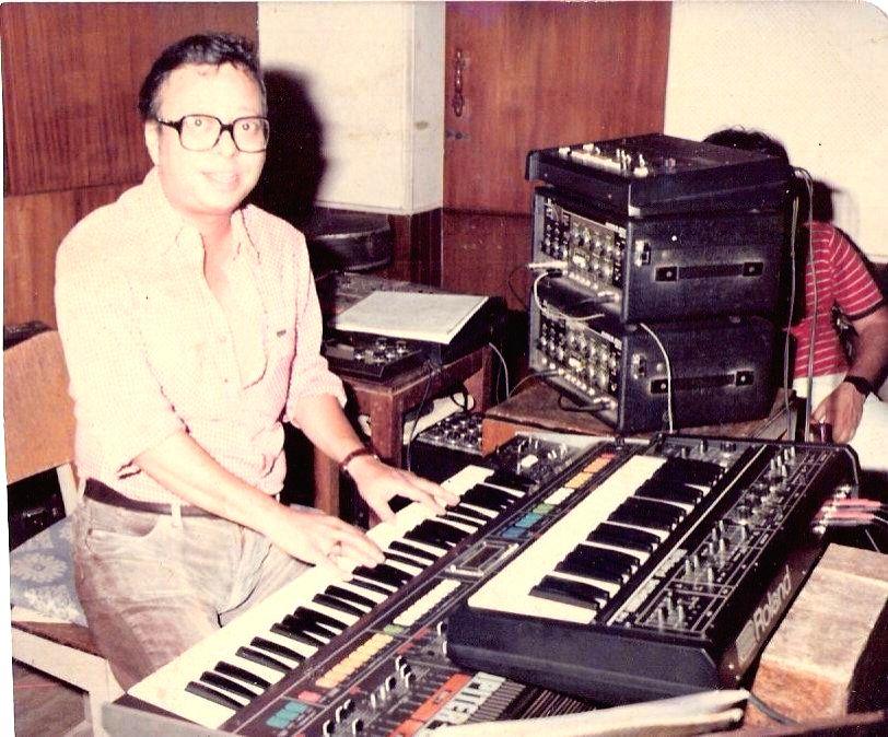 Mumbai: Legendary music composer R.D Burman (Panchamda)`s 76th birth anniversary on June 27, 2015. (File Photo: IANS)