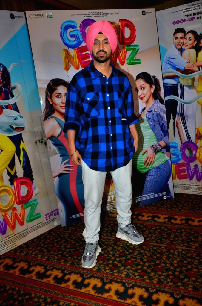 Mumbai, March 30 (IANS) Singer-actor Diljit Dosanjh has pledged to donate Rs 20 lakh to lend support to the ongoing battle against the coronavirus pandemic. - Diljit Dosanjh
