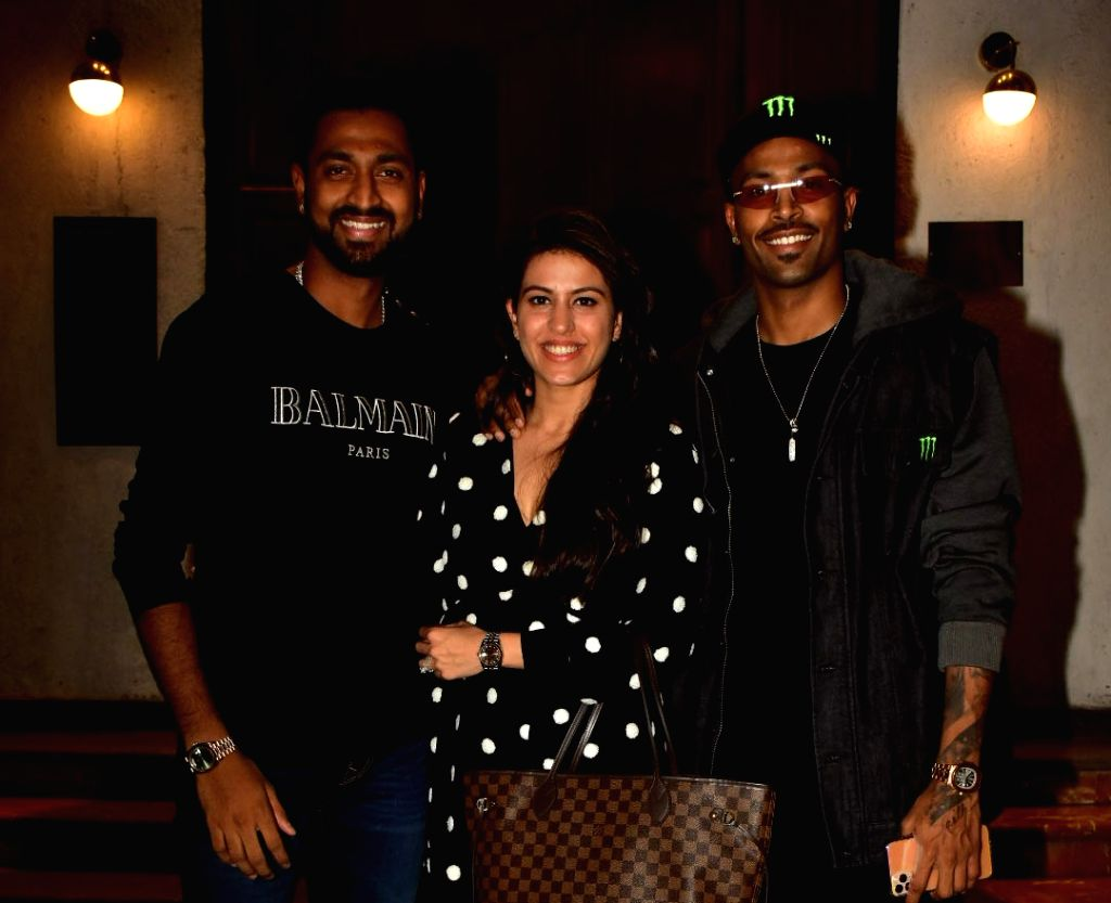 Mumbai, March 30 (IANS) The coronavirus outbreak has seen all sporting events across the globe either getting cancelled or postponed. And this has also seen the Indian cricketers get time out with their families even though they are forced to stay in