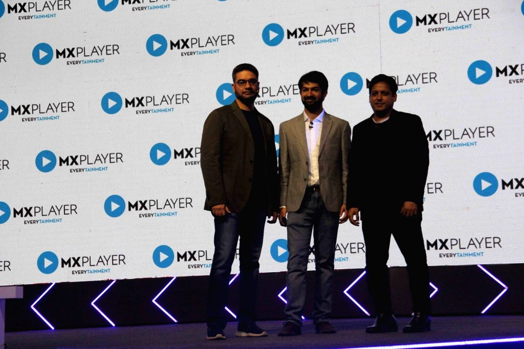 Mumbai, March 30 (IANS) Video streaming platform MX Player emerged as the top entertainment app in India in 2019, a new report has said.	 (File Photo: IANS)