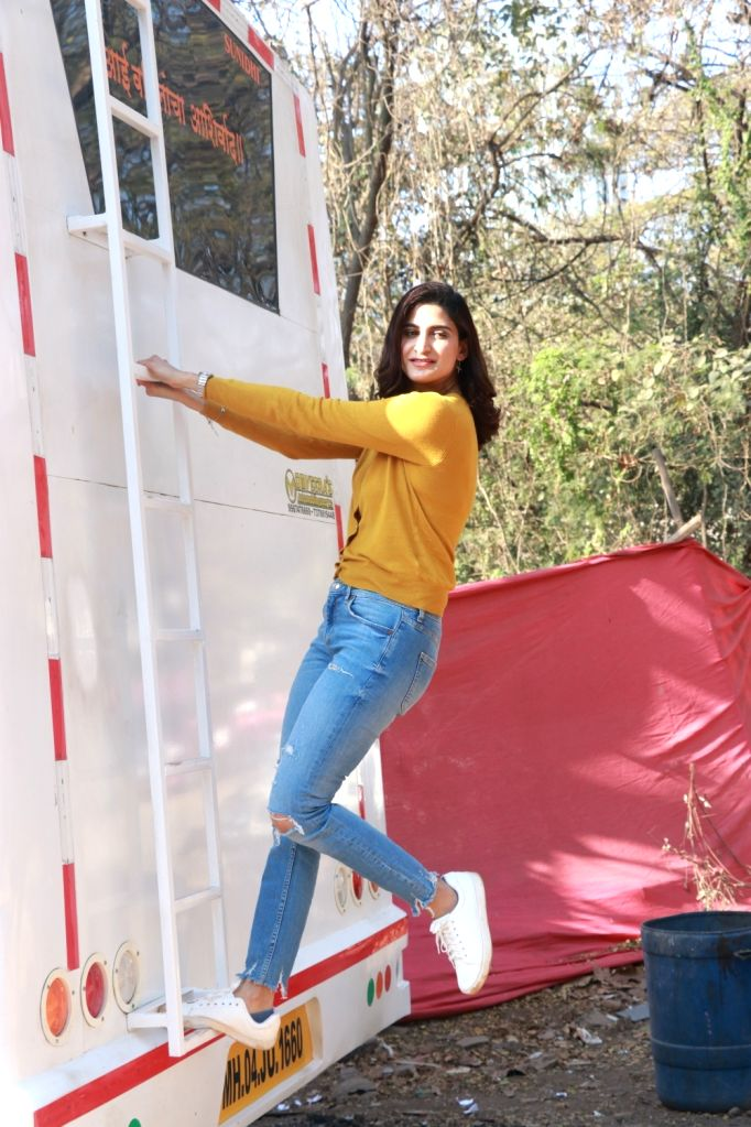 Mumbai, March 31 (IANS) Actress Aahana Kumra says she didnt grow up understanding the meaning of consent, adding that she feels it is a very important conversation everybody must be having. (File Photo: IANS) - Aahana Kumra