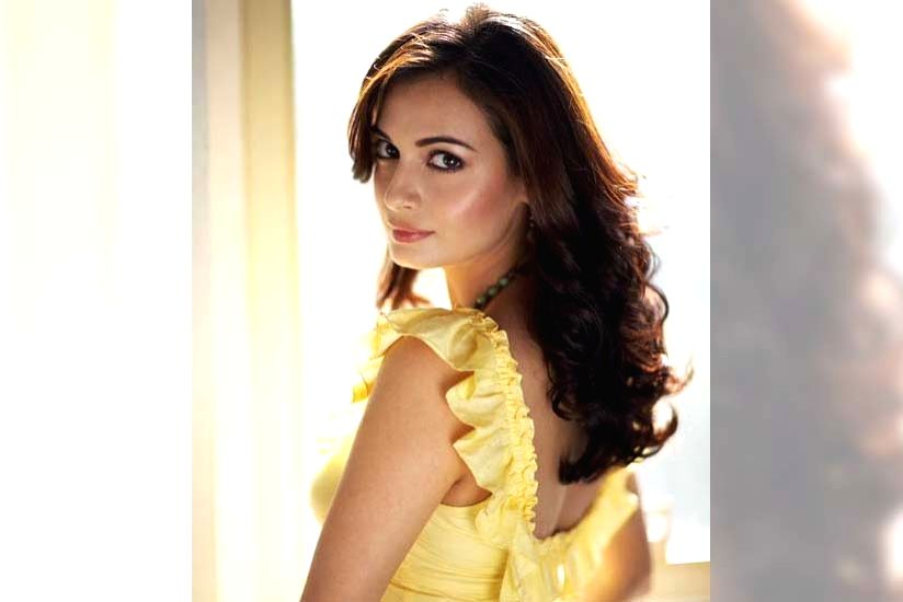 Mumbai, May 22 (IANS) On International Day for Biological Diversity, a day dedicated to biodiversity conservation by the United Nations, actress Dia Mirza emphasises the message of nature being the answer to all worldly problems. - Dia Mirza