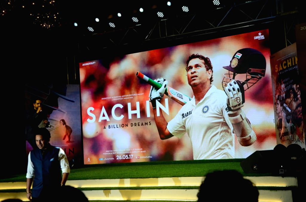 """Mumbai, May 26 (IANS) """"Sachin: A Billion Dreams"""" released three years ago on this date, and cricket world's Master Blaster recalled how the film was more than a biopic for him."""