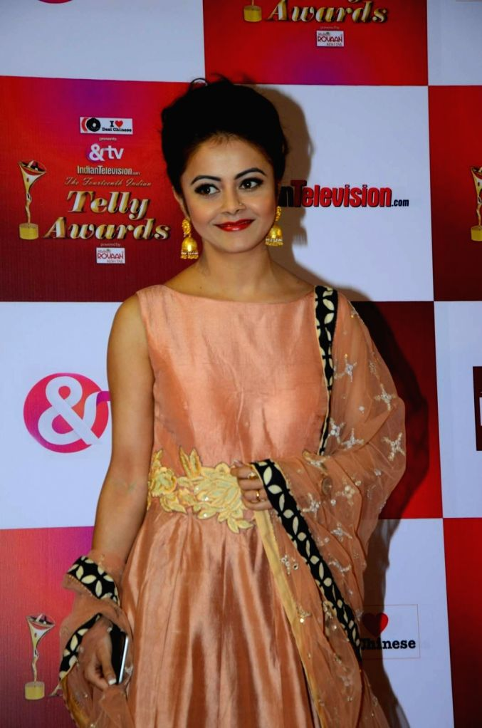 """Mumbai, May 27 (IANS) """"Bigg Boss 13"""" contestant Devoleena Bhattacharjee has donated money to help those affected by flood in her home state of Assam.(File Photo: IANS)"""
