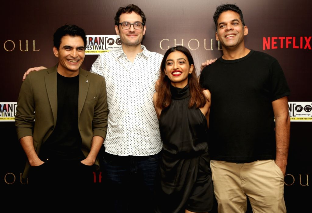 "Mumbai, May 8 (IANS) After ""Ghoul"", director Patrick Graham wanted to dive into an action-packed yet accessible horror series, and is glad that he found the story of his upcoming web series ""Betaal"" deeprooted in Indian mythology. - Patrick Graham"