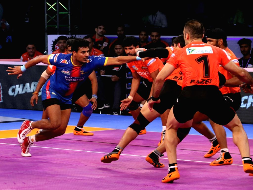 Mumbai, May 8 (IANS) Star Sports has kept fans engaged by showing the best matches in kabaddi during the lockdown season. Coming up next is PKL 7s top three raiders -- Pawan Sehrawat, Pardeep Narwal and Naveen Kumar -- giving fans an opportunity to w - Naveen Kumar