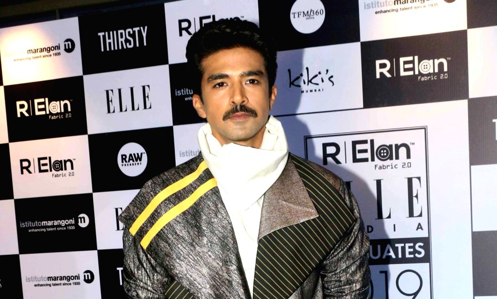 Mumbai: Mumbai: Actor Saqib Saleem at Elle India Graduates Awards 2019, in Mumbai, on March 30, 2019. (Photo: IANS) - Saqib Saleem