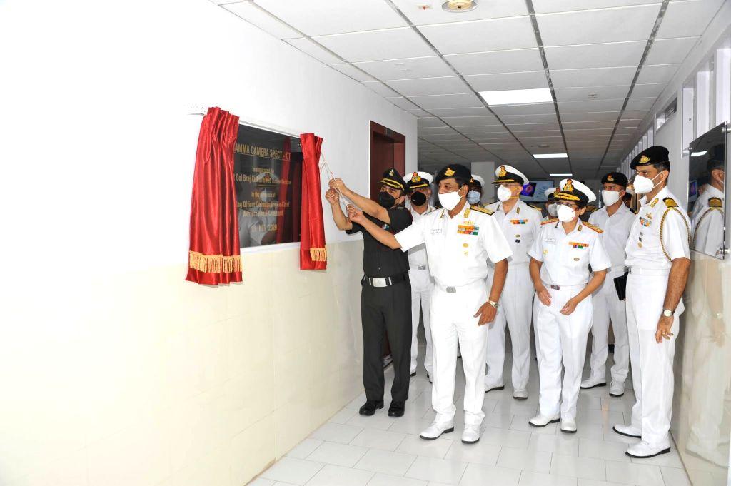 Mumbai Navy hospital gets Gamma Camera SPECT-CT facility.