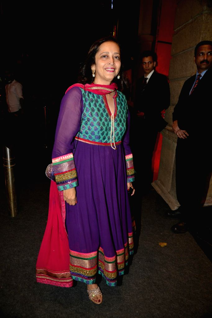 Swati Piramal during the inauguration of Nirav Modi Jewellry shop in Mumbai on March 14, 2015.