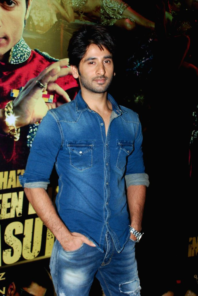 Television actors Sachin Chhabra during the launch of music album Kamasutra in Mumbai, in Mumbai on Jan. 15, 2015. - Sachin Chhabra