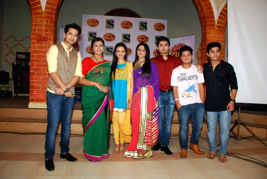 Television actors Tanaye, Mehan, Darshan Jariwala, Fahad Ali, Zalak Desai, Kashish Duggal, Kajal Srivastav, Shivani Gossian, Diyaansh Sharma and Bobby Parvez during the launch of Sony TV ... - Tanaye, Mehan, Darshan Jariwala, Fahad Ali, Zalak Desai, Kashish Duggal, Kajal Srivastav, Shivani Gossian, Diyaansh Sharma and Bobby Parvez