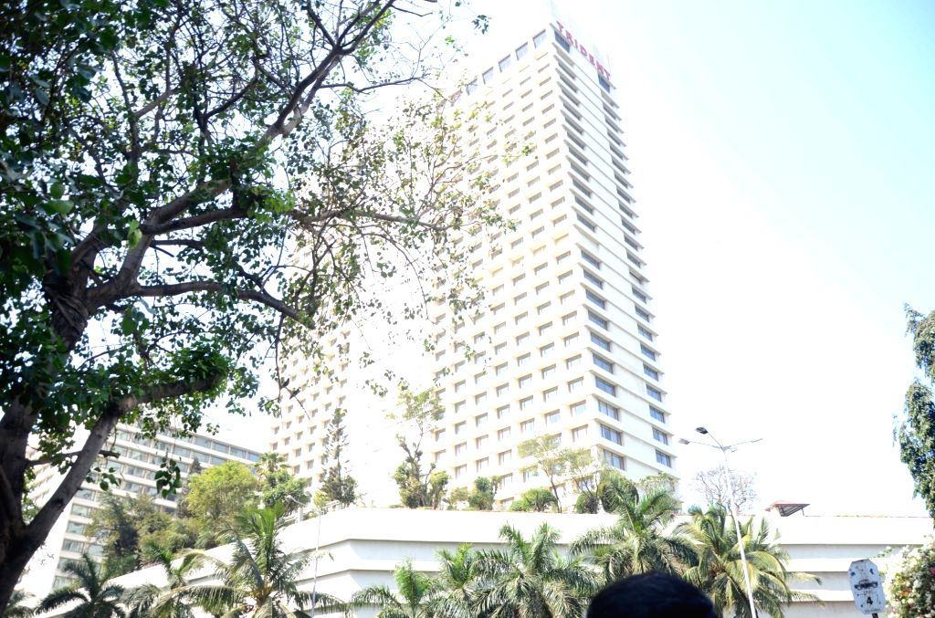Mumbai Trident Hotel. (File Photo: IANS)