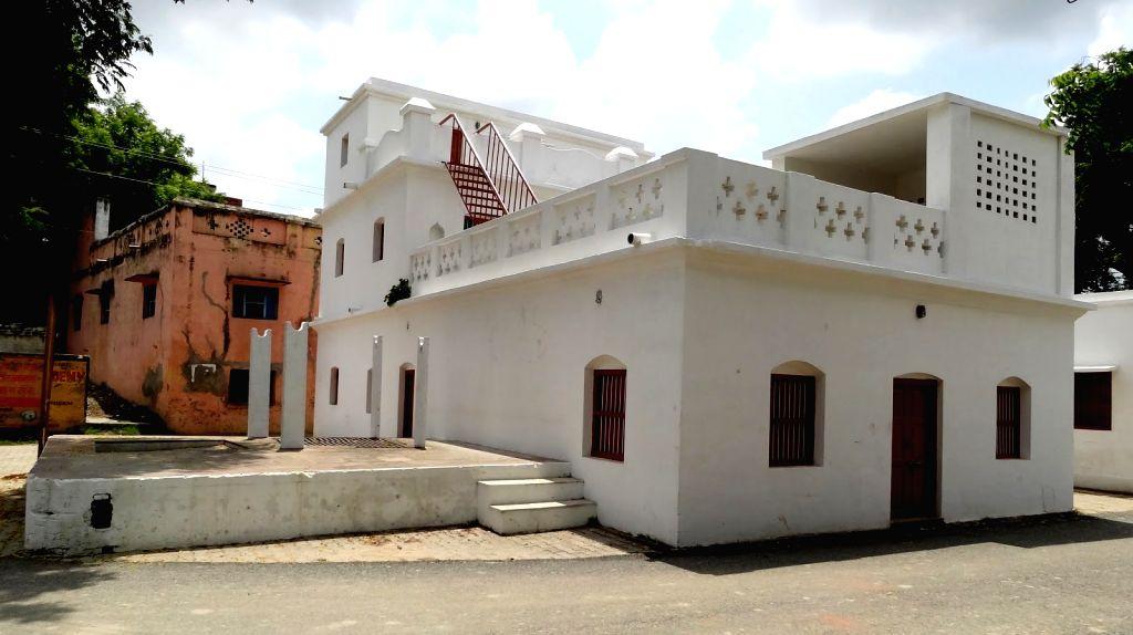 Munshi Premchand's house.