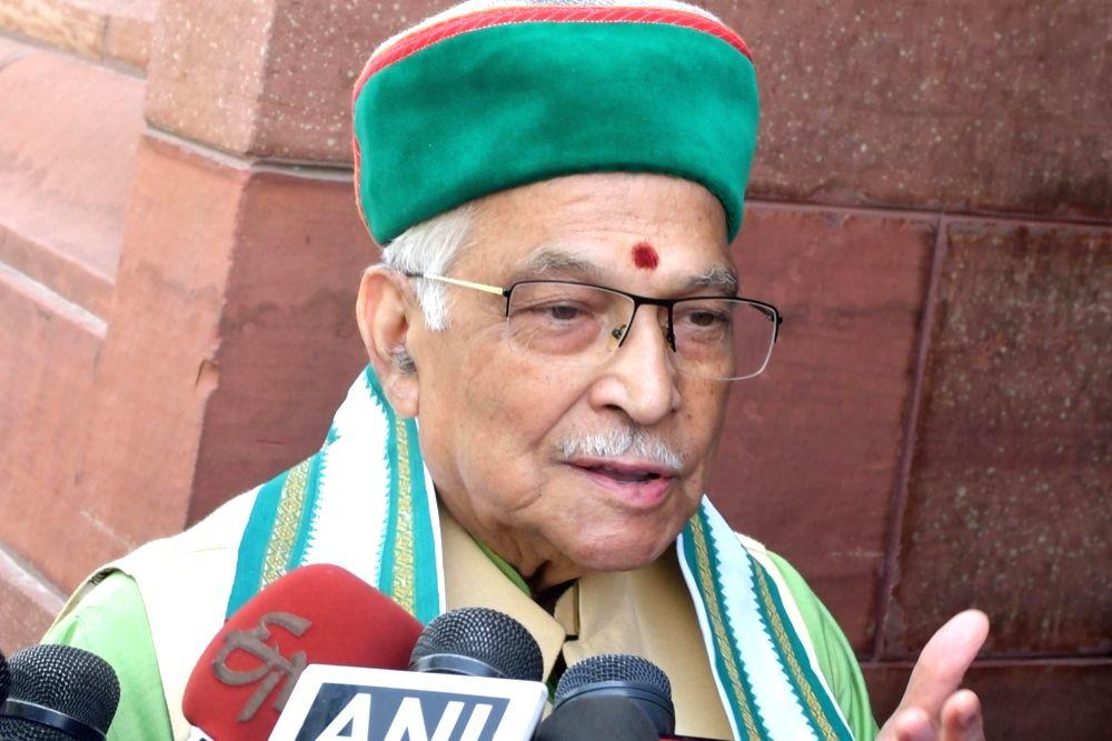 Murli Manohar Joshi. (File Photo: IANS) - Murli Manohar Joshi