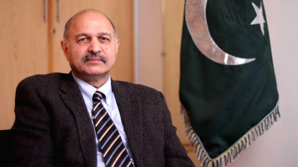 Mushahid Hussain Syed.