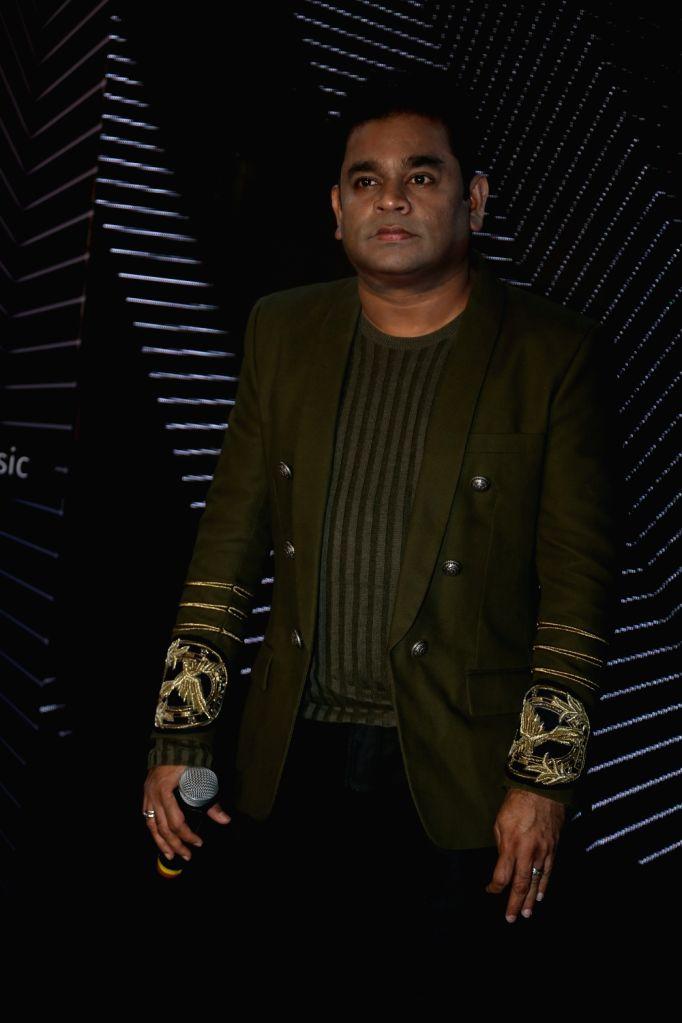 Music composer A.R. Rahman (Photo: IANS)