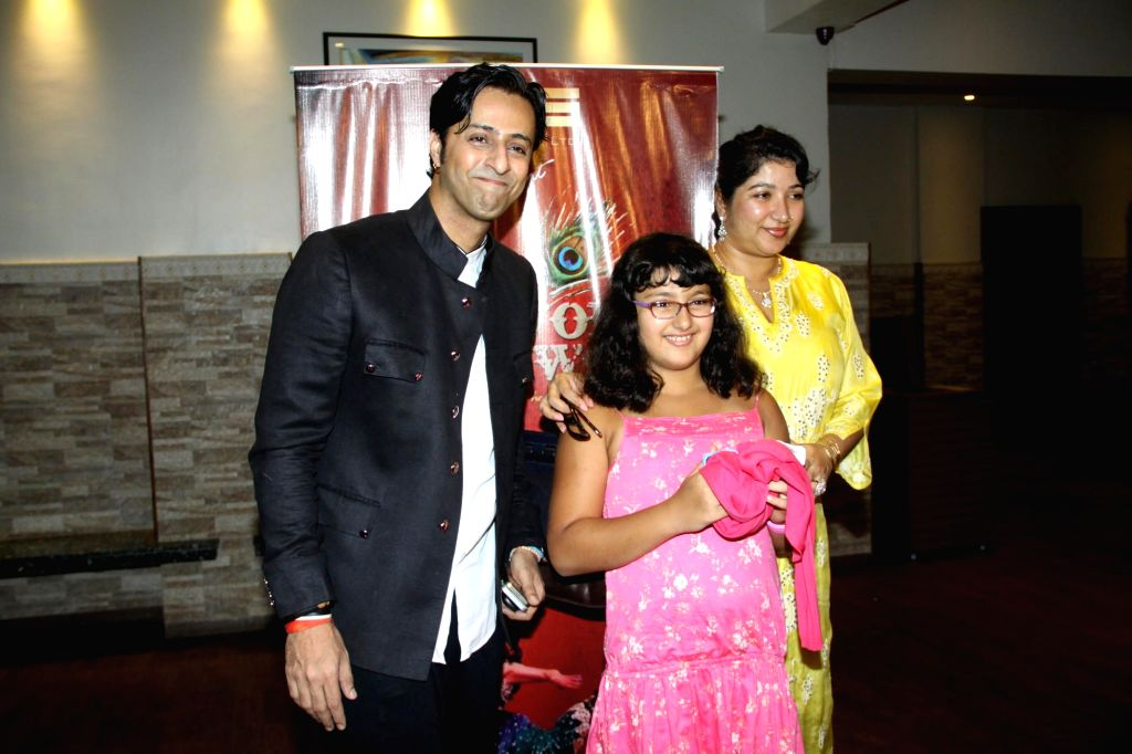 Music Composer Salim Merchant during Beyond Bollywood - Off Broadway musical show in Mumbai on Tuesday, May 13th, 2014.