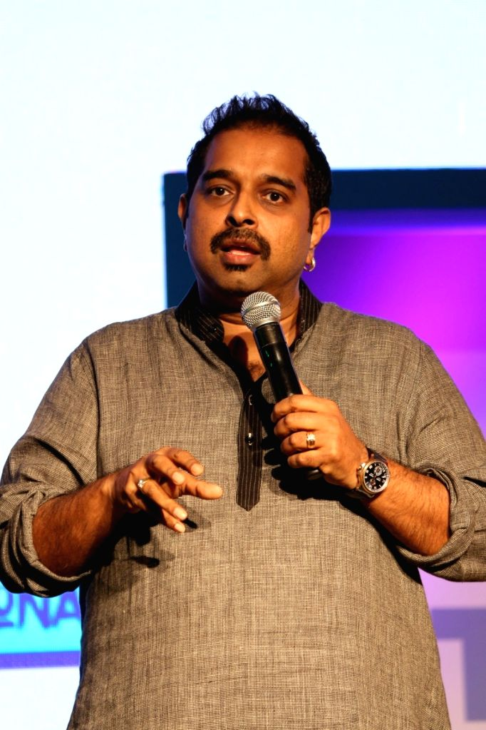 Music composer Shankar Mahadevan during the launch of Tata Sky new service with four music genres on a Pay TV platform, named `Music+` in partnership with digital entertainment company ...