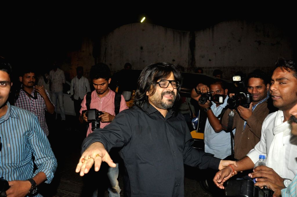 Music Director Pritam during the success party of film R....Rajkumar hosted by Shahid Kapoor in Mumbai on Friday, December 13th, 2013. - Shahid Kapoor