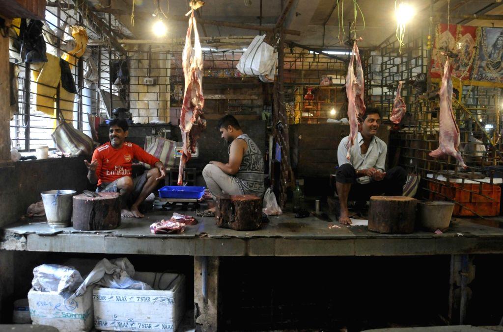 Mutton shop. (File Photo: IANS)