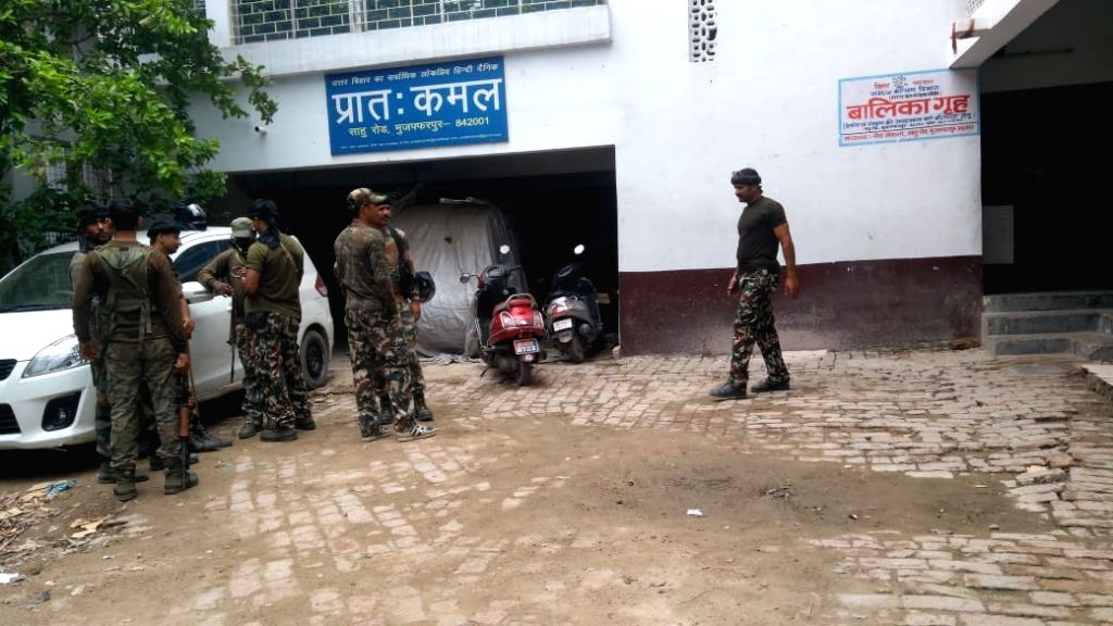 Muzaffarpur shelter home . (File Photo: IANS)