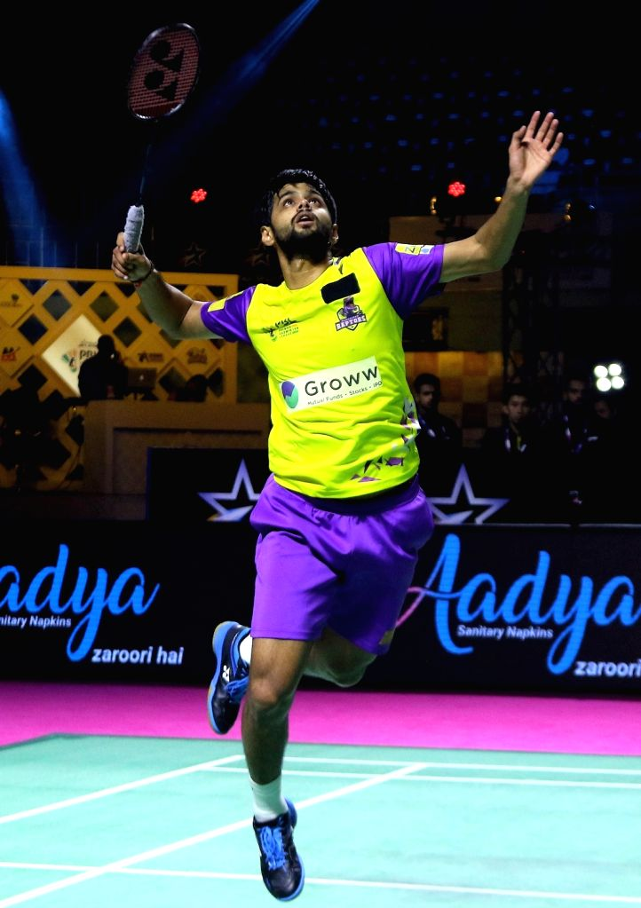 My level will go up a couple of notches I get fitter: Praneeth