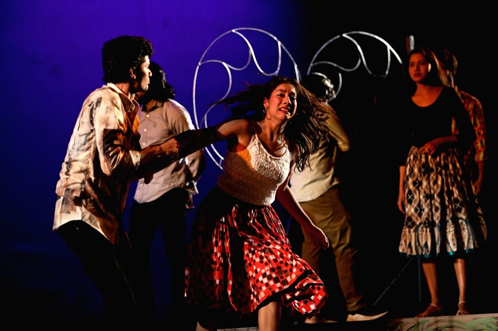 Myriad themes at Delhi's nine-day theatre fest.