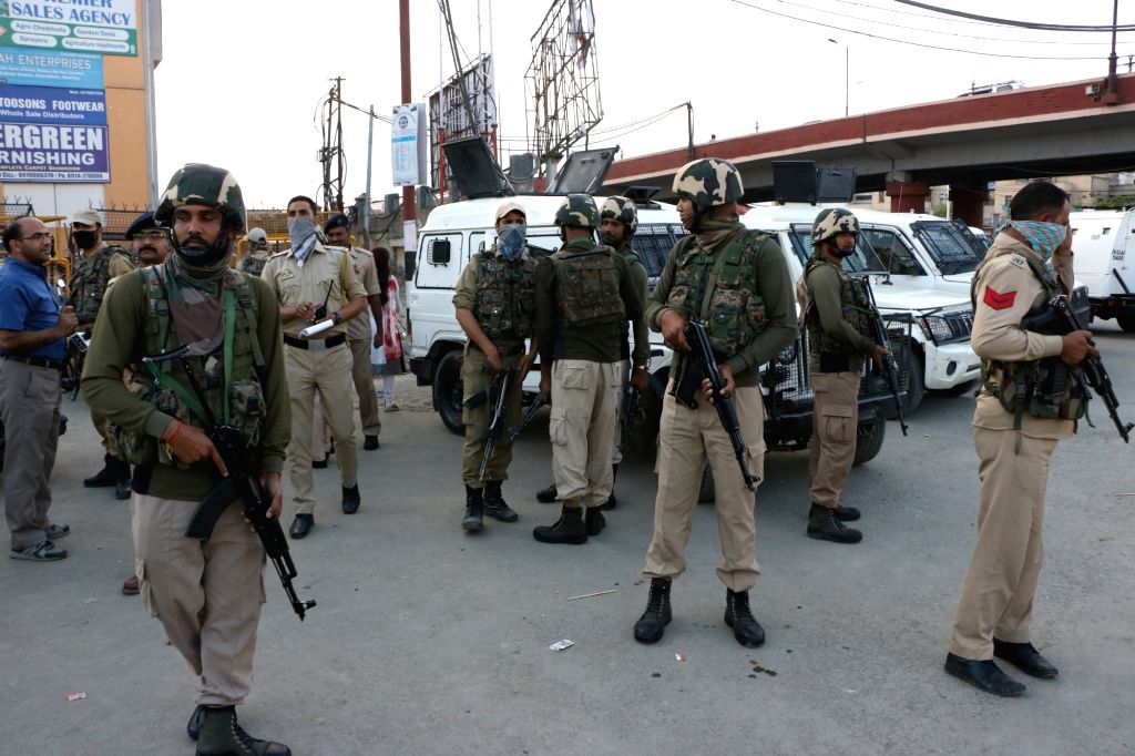 Mysterious blast in J&K's Pulwama causes panic (Photo: IANS)